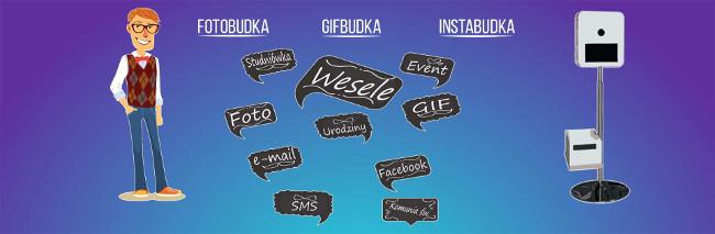 Fotobudka, gifbudka, instabudka oraz wiele więcej – go4photo.pl Warszawa oraz Łódź