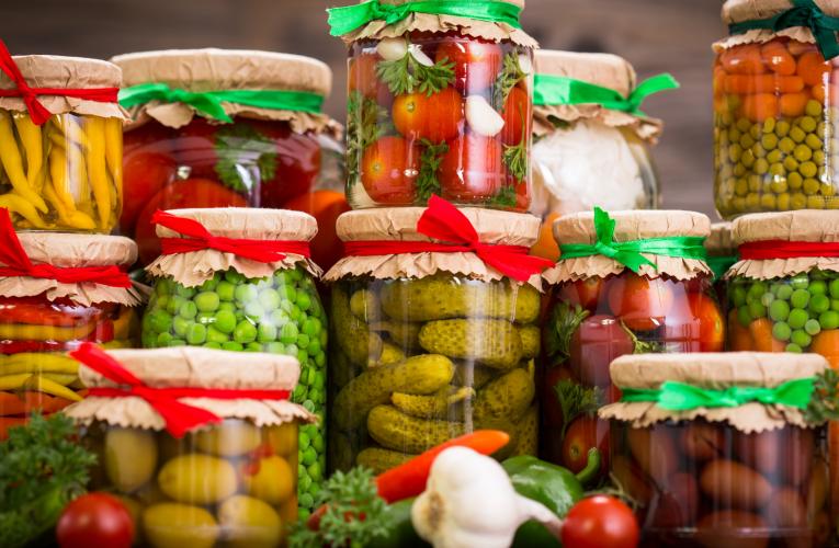 Zdrowie i smaczne przetwory przygotowywane z wykorzystaniem starodawnych receptur